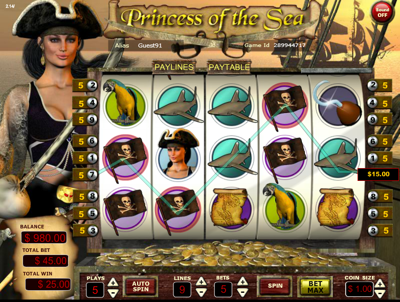 Coral Reef Slot Machine Online ᐈ Vista Gaming™ Casino Slots