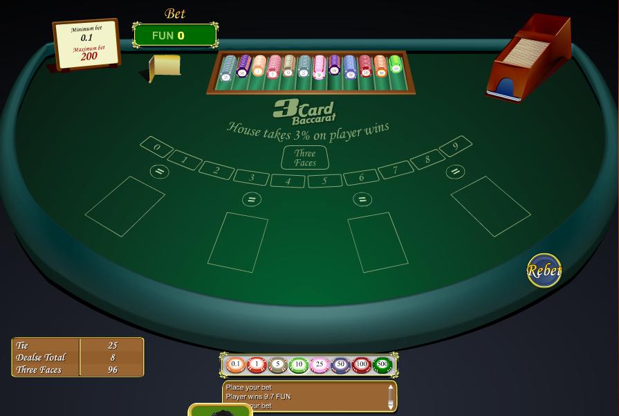 Flat betting baccarat - No deposit bonus codes - rollaction.es