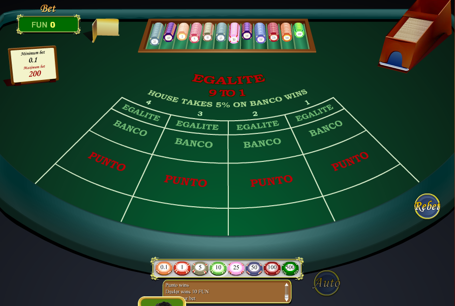 How to Play Mini Baccarat, Midi Baccarat and EZ Baccarat