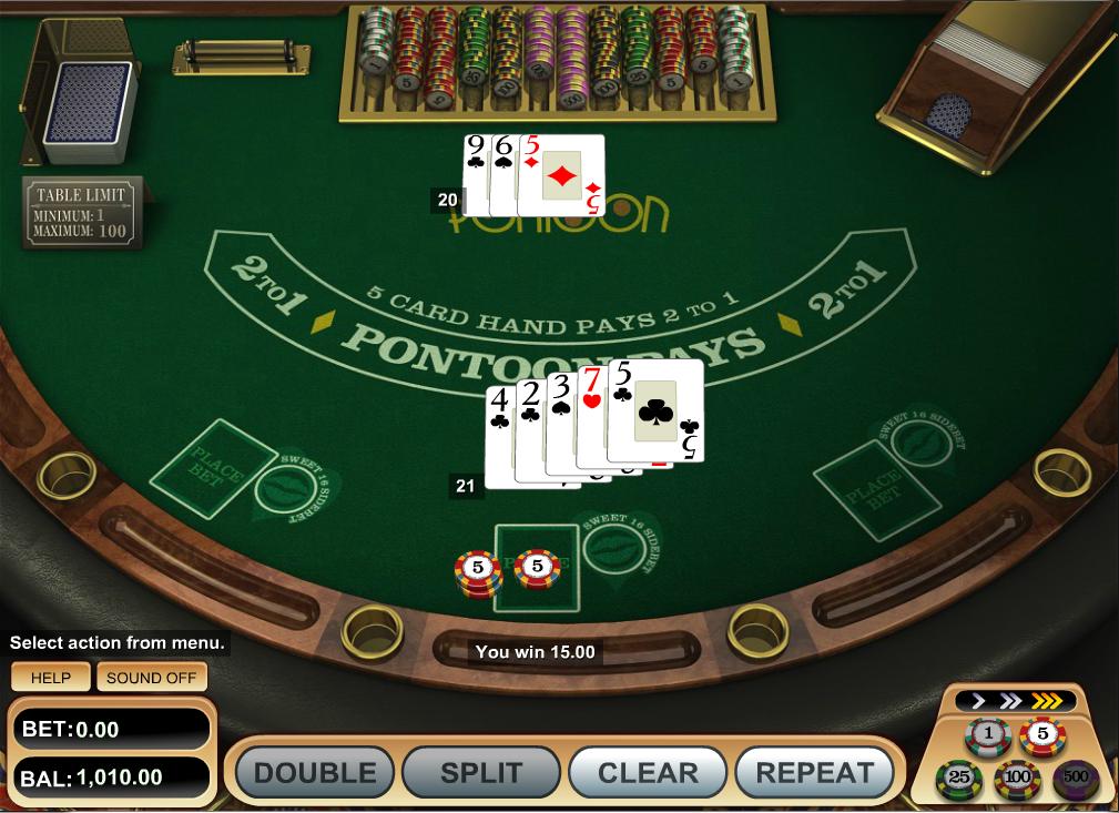 online slots de poker american 2