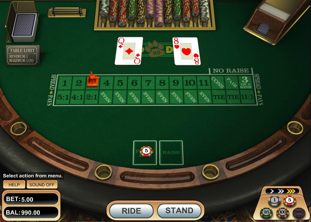 Red dog gambling sportonlinegambling