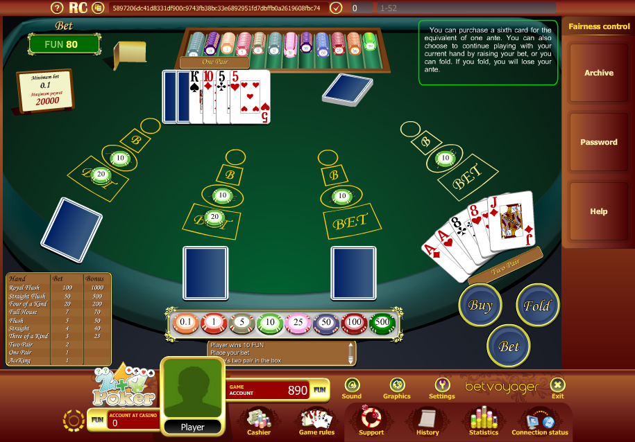 online casino games reviews american poker 2
