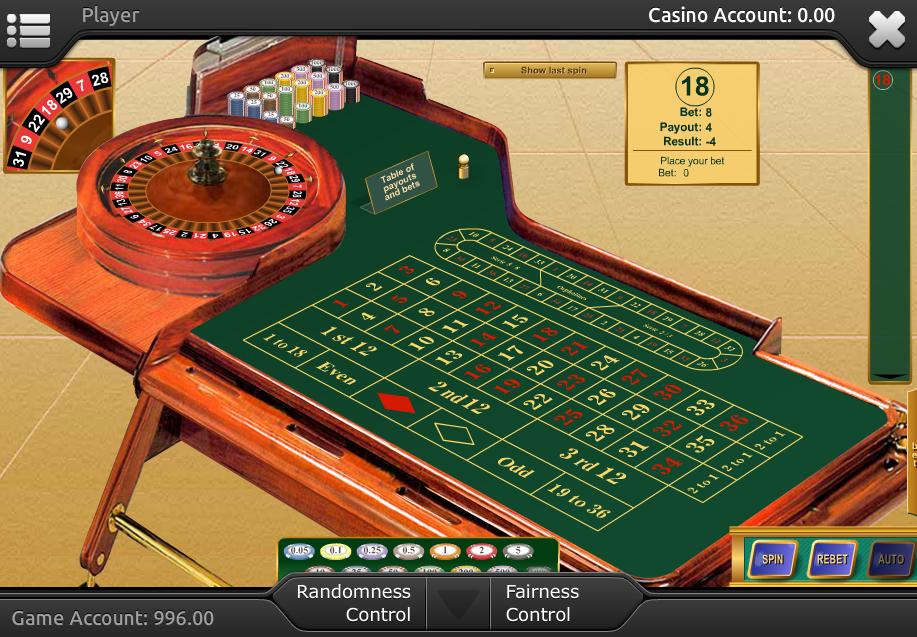 No zero roulette bot jeux casino gametwist