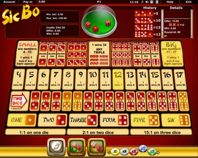 online casino spielgeld sic bo