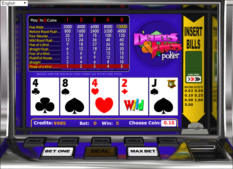 Machine poker casino blackjacks elgin reviews