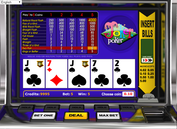 online casino bewertungen joker poker