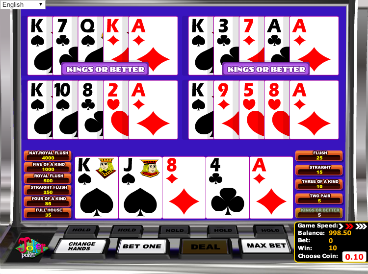 grand casino online poker joker