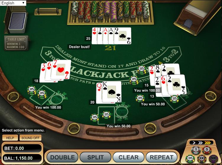 Roulette tekken 6