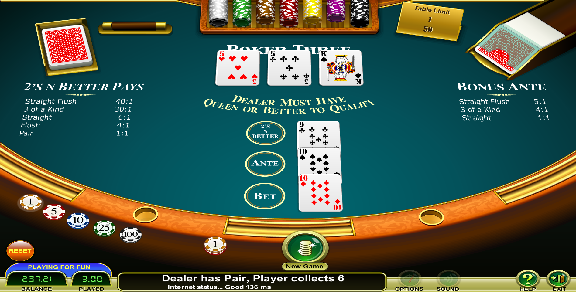 online casino gambling site game of ra