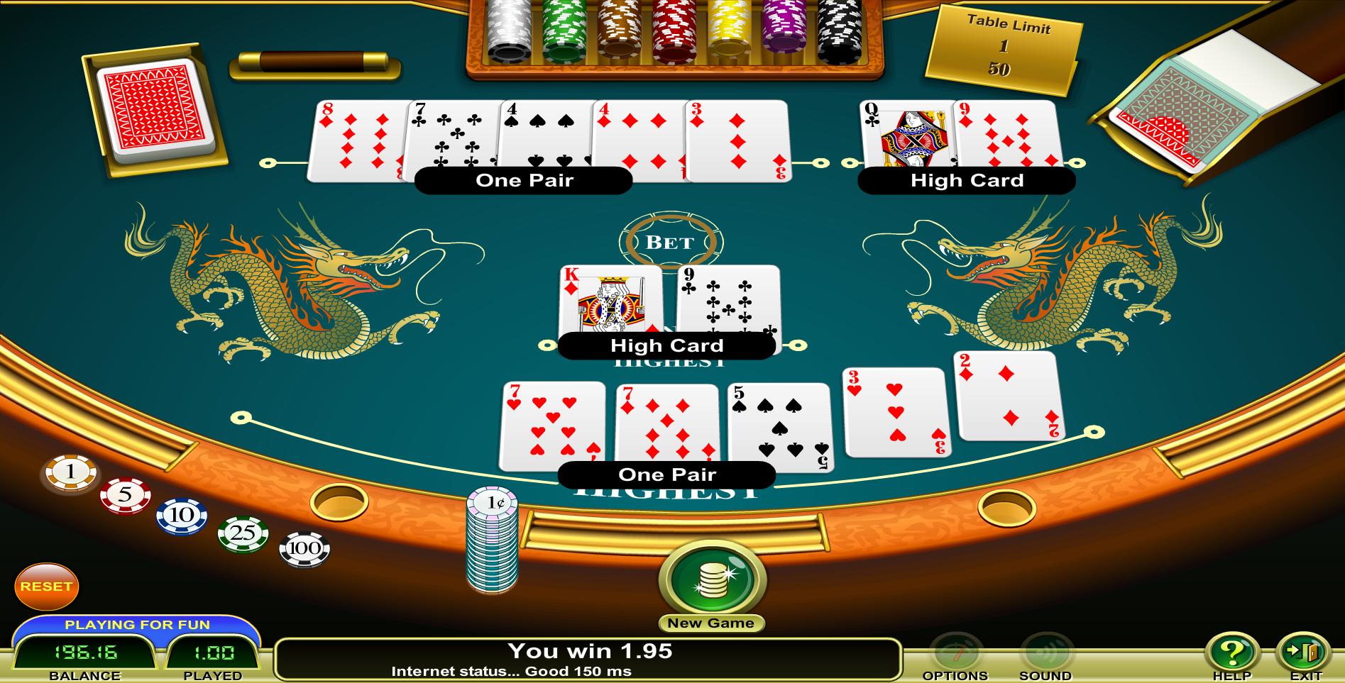 Gambling gow history pai gambling industry association