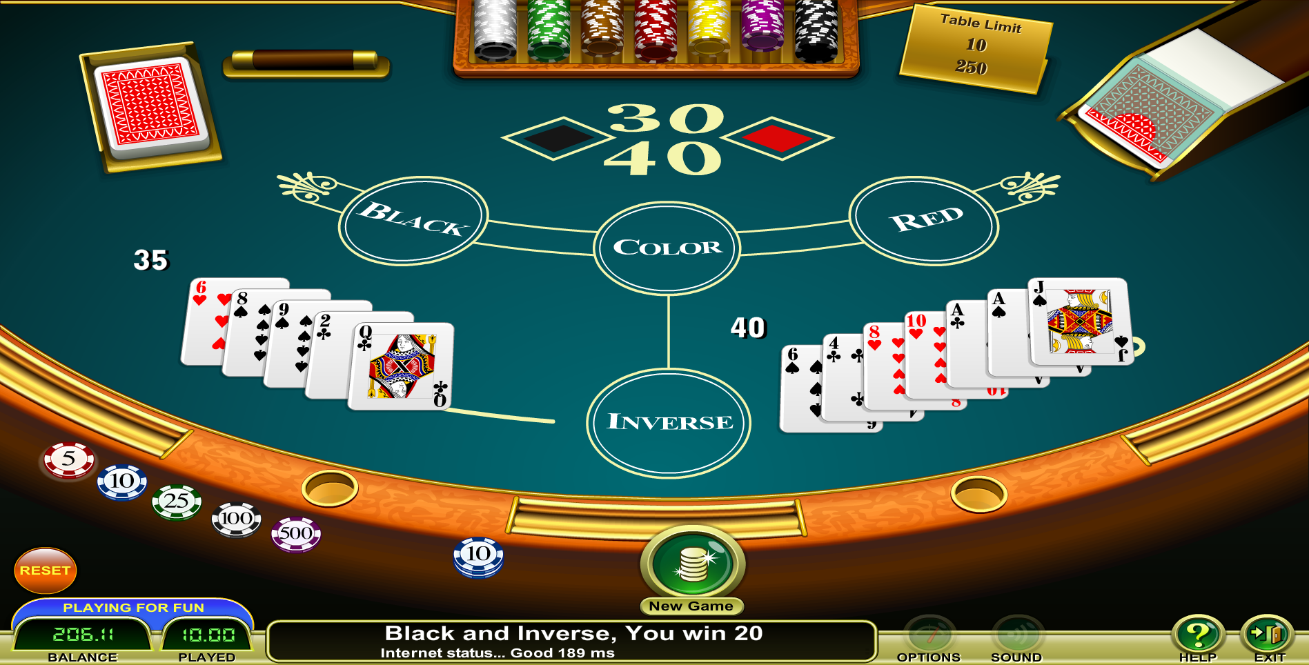 Spiele Trente Et Quarante (EspreГџo) - Video Slots Online