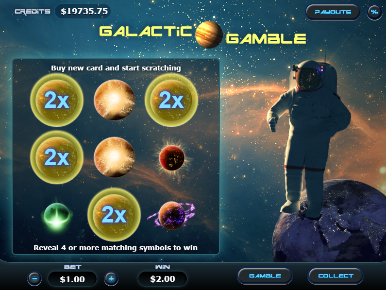 Galactic Gamble | Euro Palace Casino Blog