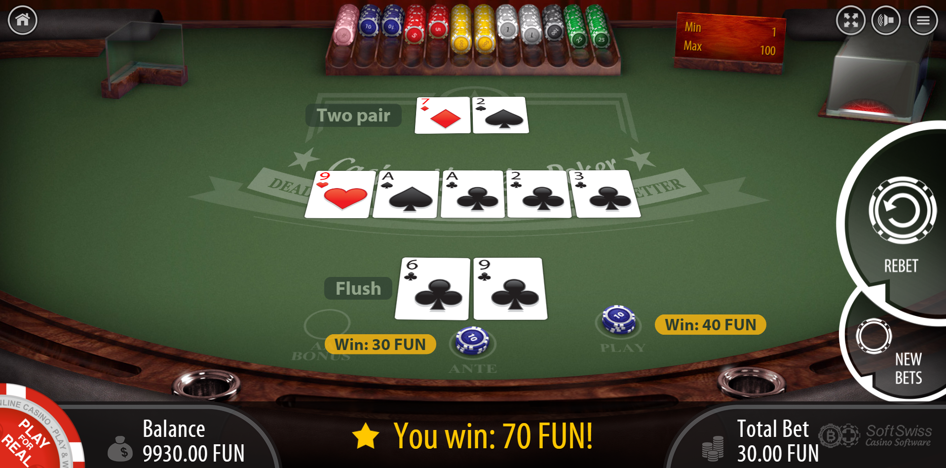 casino gambling software