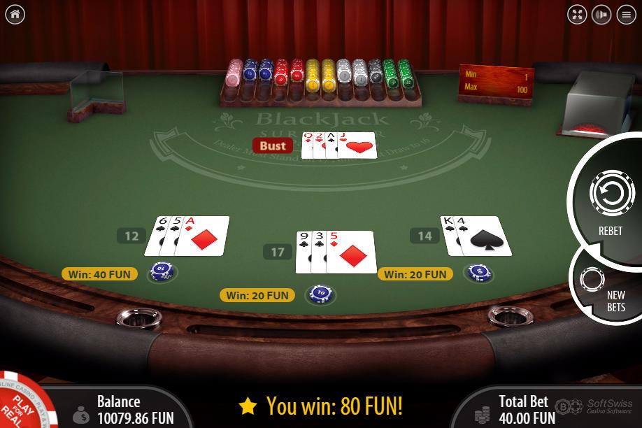 Blackjack odds with surrender