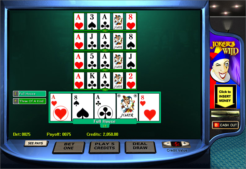joker poker power poker casino