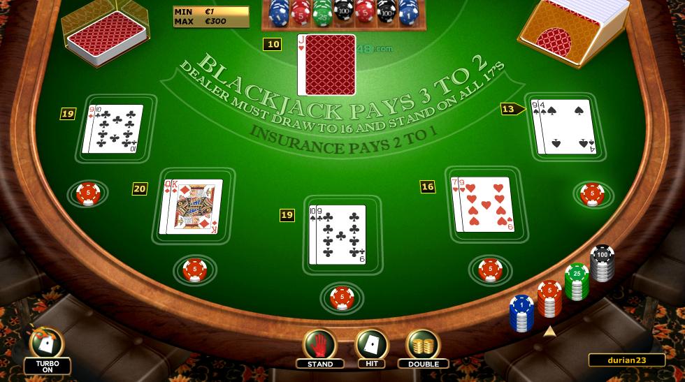 American Blackjack Turbo Review – Online Blackjack Reviews