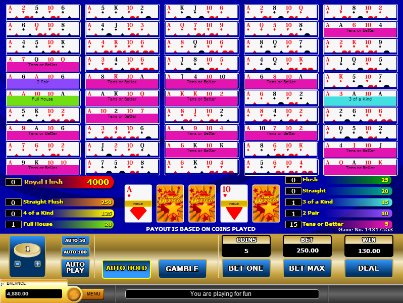 Igt keno software