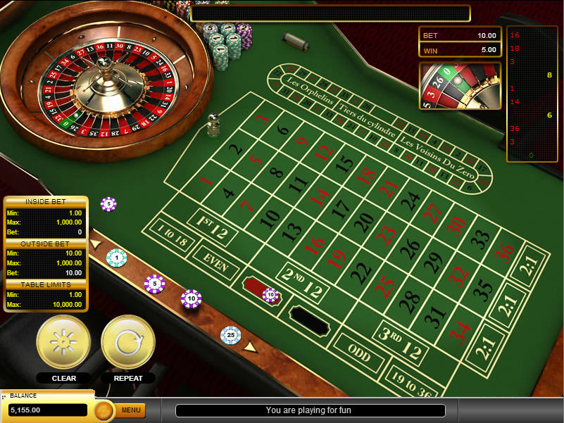 European roulette betting systems