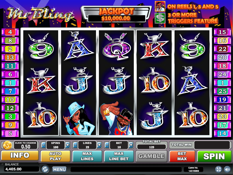 Mr Bling Slot Machine Online ᐈ Habanero™ Casino Slots