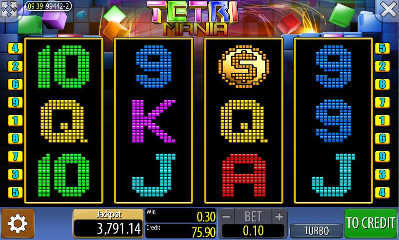 Tetri Mania Slot Machine Online ᐈ Wazdan™ Casino Slots