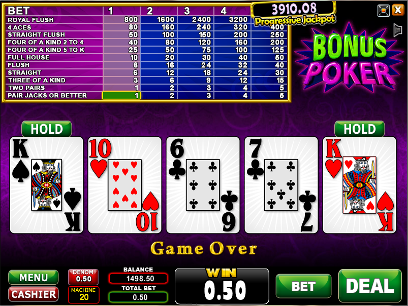 casino online poker the gaming wizard
