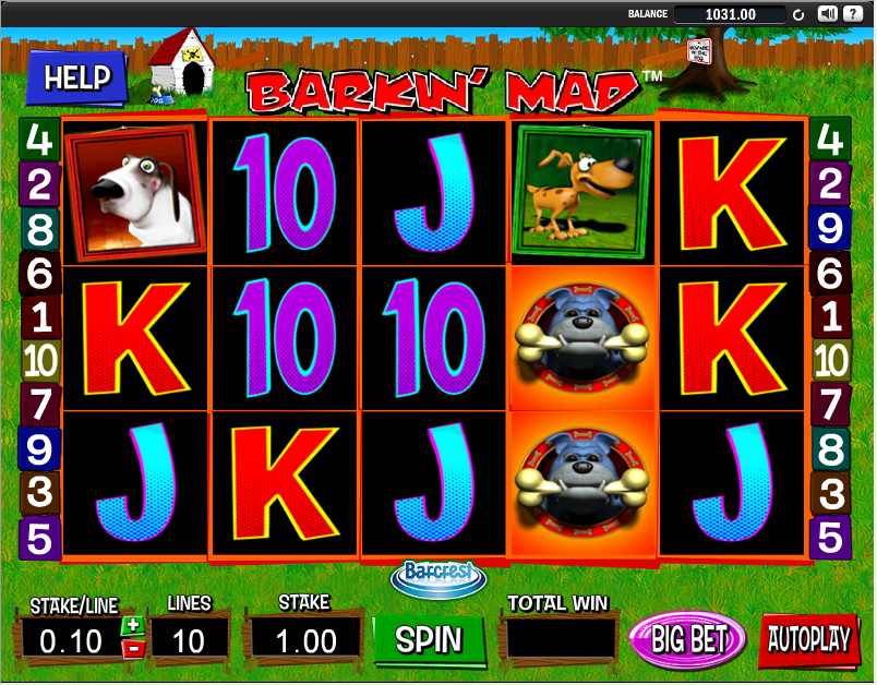 Barkin Mad Slot Machine Online ᐈ Barcrest™ Casino Slots