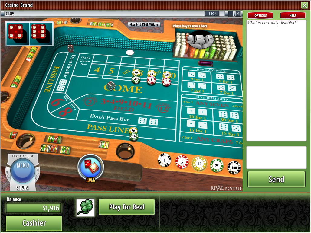 How to play craps books