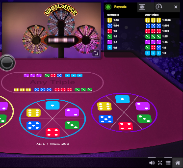 casino craps online book wheel