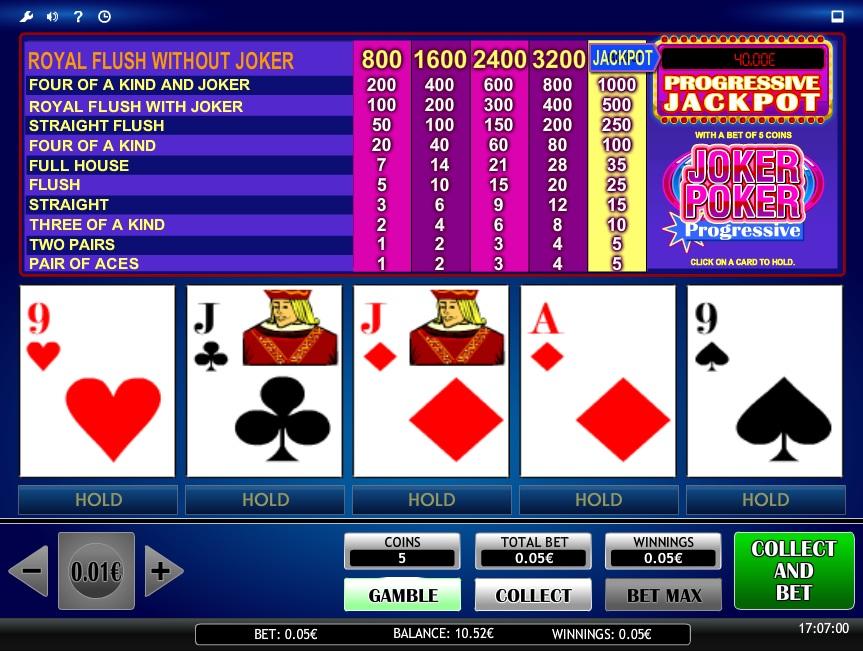 casino reviews online poker joker