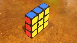 Floppy Cube Solve
