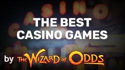 Ten Best Casino Games