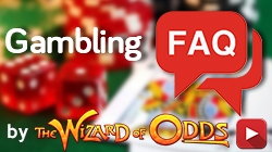 Gambling FAQ