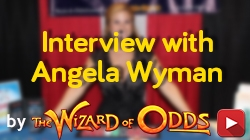Angela Wyman Interview