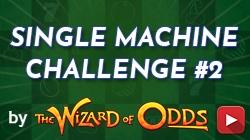 Single Machine Challenge #2
